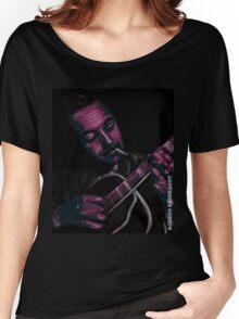 Django Reinhardt Women's Relaxed Fit T-Shirt