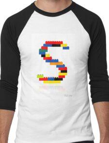"""""""S"""" Men's Baseball ¾ T-Shirt"""