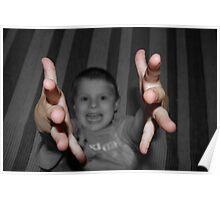 Fingertips Poster