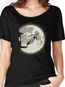 Leap of Faith | Night Women's Relaxed Fit T-Shirt