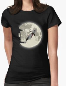 Leap of Faith | Night Womens Fitted T-Shirt