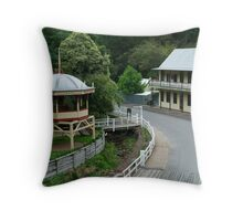 Walhalla Throw Pillow