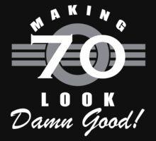 Making 70 Look Good by thepixelgarden