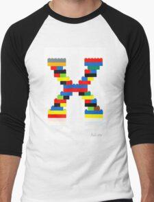 """X"" Men's Baseball ¾ T-Shirt"