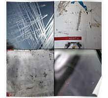 Urban Textures 01 Poster