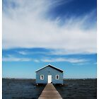 Boat House - Swan River by astrant82