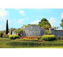 Waterford Village Photographic Print