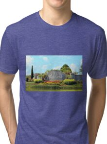Waterford Village Tri-blend T-Shirt