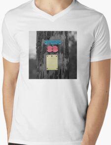 IC - A1024 Mens V-Neck T-Shirt