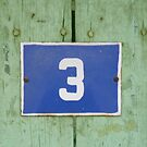 Number 3 by john0