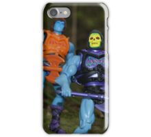 Masters of the Universe Classics - Battle Armor Faker & Skeletor iPhone Case/Skin