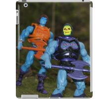 Masters of the Universe Classics - Battle Armor Faker & Skeletor iPad Case/Skin