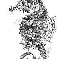 Seahorse City by Tom Parker