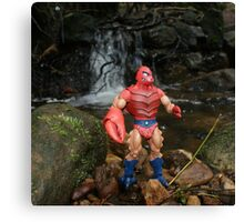 Masters of the Universe Classics - Clawful Canvas Print