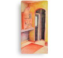 Beyond the Room Canvas Print