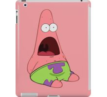 Surprised Patrick iPad Case/Skin