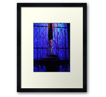 A Truly Enchanted Rose Framed Print