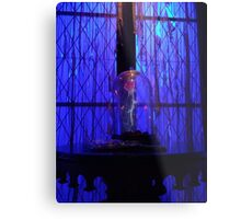 A Truly Enchanted Rose Metal Print