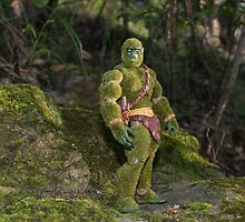 Masters of the Universe Classics - Moss Man by GskullWarrior