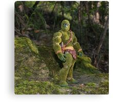 Masters of the Universe Classics - Moss Man Canvas Print
