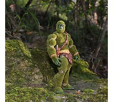 Masters of the Universe Classics - Moss Man Photographic Print