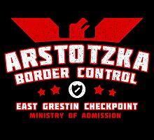 Papers Please - Arstotzka Border Control by PossiblySatan