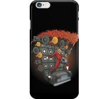 Doof Metal iPhone Case/Skin