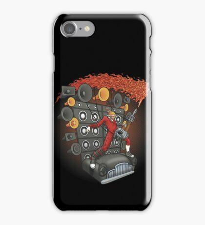 Doof Metal iPhone Case/Skin
