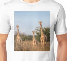 Leaning Towers of Critter Unisex T-Shirt