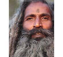 Faces of India 1 Photographic Print