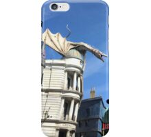 Escape from Gringotts iPhone Case/Skin