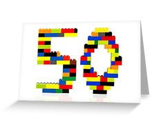 50 Greeting Card