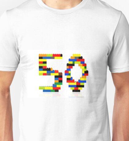 50 Unisex T-Shirt