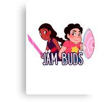 Steven Universe- Jam Buds Canvas Print