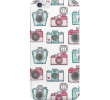 Retro Camera Love iPhone Case/Skin