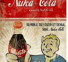 Fallout - Nuka Cola by Felipeamo99