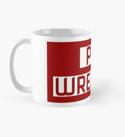 'PRO WRESTLING' Mug