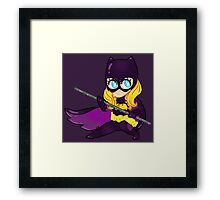 Dc Comics || Stephanie Brown/Batgirl Framed Print