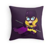 Dc Comics || Stephanie Brown/Batgirl Throw Pillow