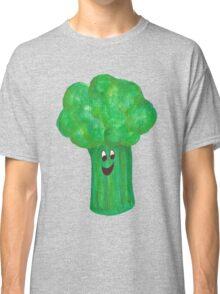 Happy Broccoli Classic T-Shirt