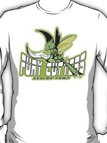 Azalea Town Fury Cutters: Scyther Sport Logo T-Shirt
