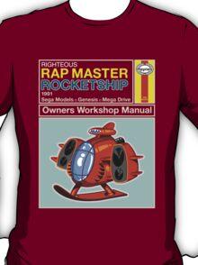 Rap Master Manual T-Shirt