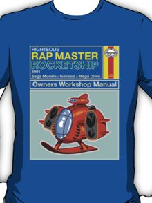 Rap Master Manual T-Shirt