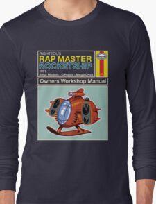 Rap Master Manual Long Sleeve T-Shirt