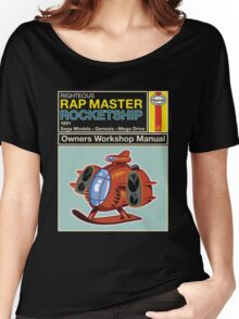 Rap Master Manual Women's Relaxed Fit T-Shirt