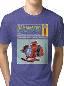 Rap Master Manual Tri-blend T-Shirt