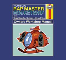 Rap Master Manual Unisex T-Shirt