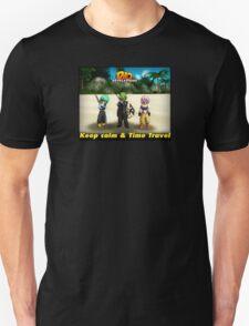 Dragonball Online Revelations - Keep Calm & Time Travel T-Shirt