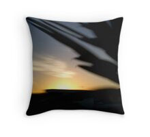 The Day That Was Throw Pillow