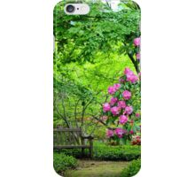A Place For Two | Upper Brookville, New York iPhone Case/Skin